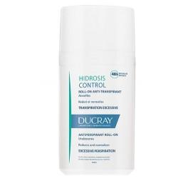 Ducray Hidrosis Control deodorante roll-on antitraspirante 40 ml