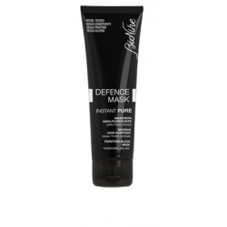 Defence Mask Instant Pure Maschera Nera Purificante 75 Ml