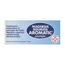 Pfizer Magnesia Bisurata Aromatic Pastiglie