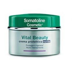 Somatoline Cosmetics Viso Vital B Notte 50 Ml