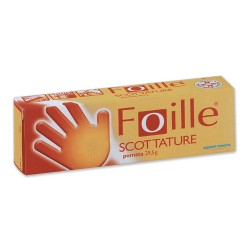 Sanofi Foille Scottature Crema 29,5 g