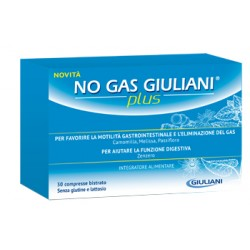 No Gas Giuliani Plus 30 Compresse Bistrato