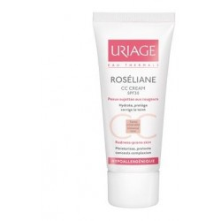 Uriage Roseliane Cc Cream Spf 30 Tubetto 40 Ml