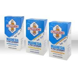 Sanofi Magnesia San Pellegrino Polvere Effervescente Stitichezza Limone 100 g 45%