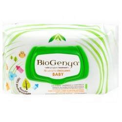 Diva International Biogenya Salviettine Baby Cotone 72 Pezzi