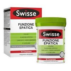 SWISSE FUNZIONE EPATICA 60CPR
