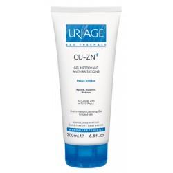 Cu-zn+ Gel Detergente Antirritazione Tubo 200 Ml