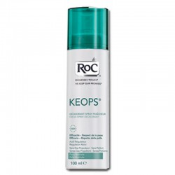 Johnson & Johnson Roc Keops Bundle Deodorante Spray Fresco 100 Ml