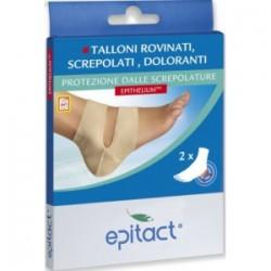 Qualifarma Epitact Protezione Screpolature Talloni 2 Pezzi