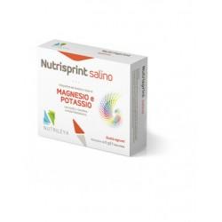 Nutrileya Mosaico Nutrisprint Salino Ms 14 Bustine