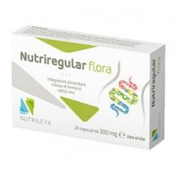 Nutrileya Moisaico Nutriregular Flora 20 Capsule Ms