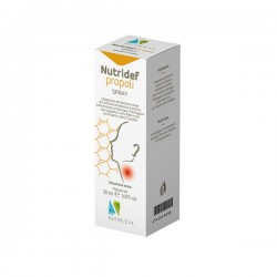 Nutrileya Mosaico Nutridef Spray Propoli Ms 30 Ml