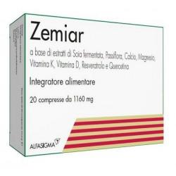 Alfasigma Zemiar 20 Compresse 1160 mg Perimenopausa