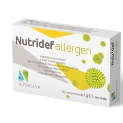 Nutridef Allergen 30 Compresse