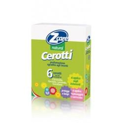Bouty Z Care Natural Cerotti Protettivi 6 Pezzi