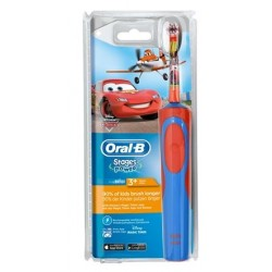 Oralb Pow Vitality Stages Power Cars/planes