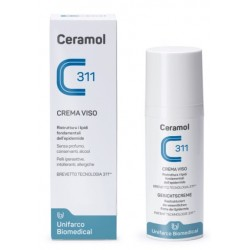 Unifarco Ceramol Crema Viso 50 ml
