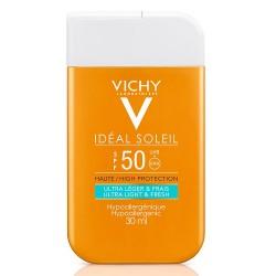 Ideal Soleil Fluido Ultra Leggero Spf50 30 Ml