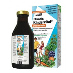 Salus Kindervital Fruity Integratore energetico per ragazzi 250 ml