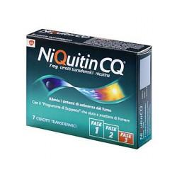 NiquitinCQ 7 cerotti transdermici 7mg/die