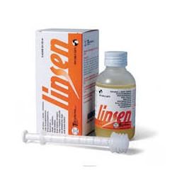 Teknofarma Linsen 120 ml alimento complementare per cani e gatti