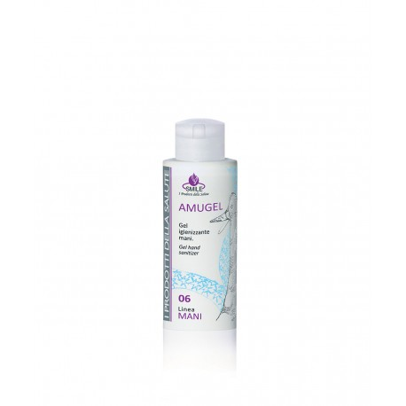 Smile Amugel gel igienizzante mani 100 ml