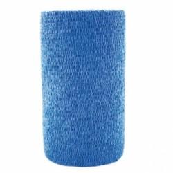 Equality Vetrap fascia elastica veterinaria blu 10 cm