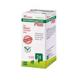 Sofar Enterolactis Plus 30 capsule integratore di fermenti lattici