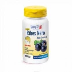 Longlife Olio di Ribes Nero 60 perle integratore per la pelle