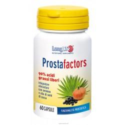 Longlife Prostafactors 60 capsule integratore per prostata