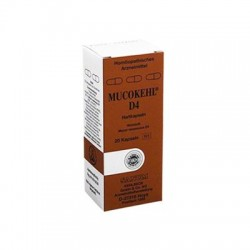 Imo Mucokehl D4 20 capsule
