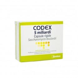 Zambon Codex 30 capsule 5 miliardi 250 mg farmaco per la diarrea