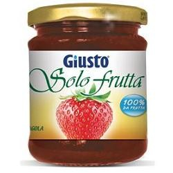 Giusto Solo Frutta Marmellata Fragole 284 G