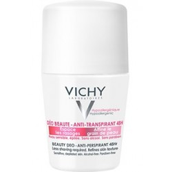 Deodorante Vichy Aerosol Anti-traspirante Anti-repousse 48h 125 Ml