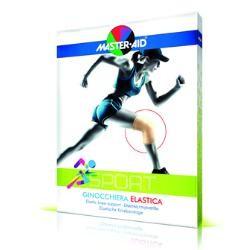Ginocchiera Elastica Master-aid Sport Taglia 2 33/37cm
