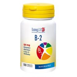 Longlife B2 50 Mg 100 Tavolette