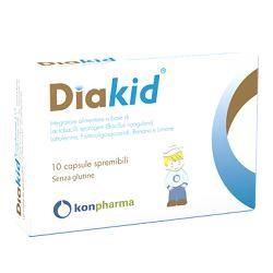 Diakid 10 Capsule Spremibili 7,4 G
