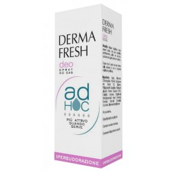 Dermafresh Ad Hoc Ipersudorazione 100 Ml