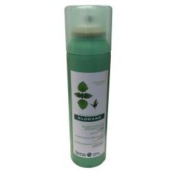 Klorane Shampoo Secco Seboriduttore all'ortica 150 ml
