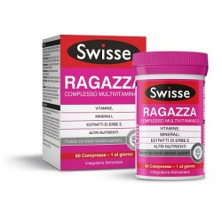 Swisse Multivitaminico Ragazza 60 Compresse
