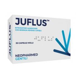 Neopharmed Gentili Juflus Integratore per la prostata 30 Capsule Molli