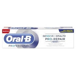 Oral B Professional Gengive & Smalto Pro Repair Dentifricio Sbiancante Delicato 85 ml