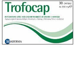 Trofocap Integratore anticaduta per capelli 30 Capsule