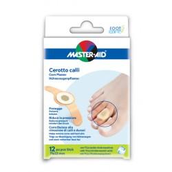 Master-aid Cerotto Callifugo Foot Care 71x22 Mm 12 Pezzi
