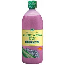 Aloe Vera Esi Activ Polpa Mirtillo 1 L