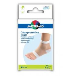 Calza Master-aid Con Protezione Idratante In Gel 2 Pezzi