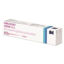 Crinos Hirudoid 40.000 U.I. Crema Ematomi 50 g
