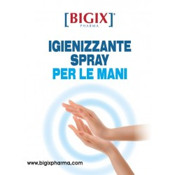 Igienizzante Spray Mani Superfici 100 Ml