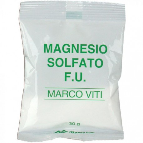 Marco Viti Magnesio Solfato Per Stitichezza 30 G