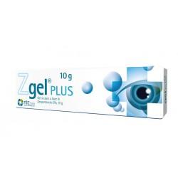 Ntc Zgel Plus gel oftalmico per occhi secchi 10 g